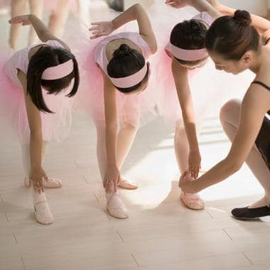 Teaching Pre-Ballet and Beginning Ballet