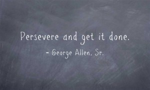 Persevere-and-get-it-done