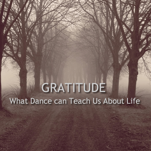 9 Reasons I'm a Thankful Dancer