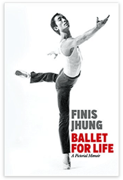 Book Review: Finis Jhung Ballet for Life